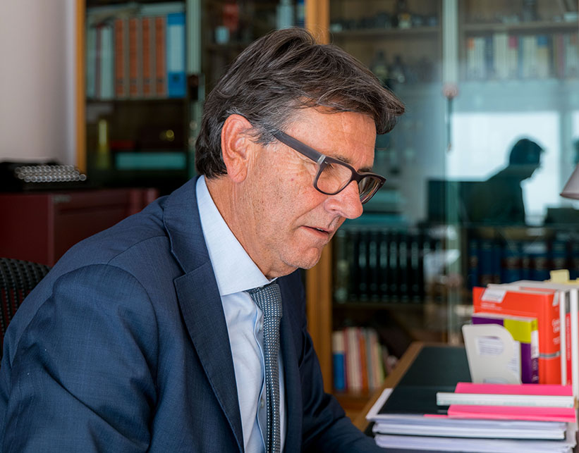 Avvocato Otello Bagalini